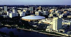 Wichita, největší město Kansasu