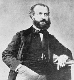 Гуно в 1859 году, в год премьеры оперы.
