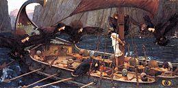 Odysseus und die Sirenen, von J. W. Waterhouse