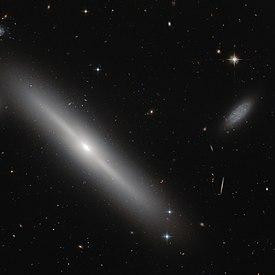 Lenticulair sterrenstelsel NGC 5308