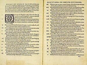 Luthers 95 stellingen