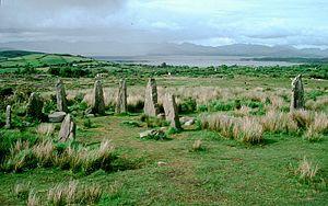 Ардгрум каменный круг, Ирландия