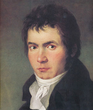 Beethoven w 1804 r.