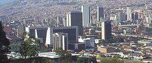 """Medellín ist bekannt als """"die Stadt des ewigen Frühlings""""."""