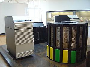 De Cray-2, 's werelds snelste supercomputer van 1985 tot 1989