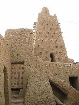Mosquée Djingareiber, Tombouctou