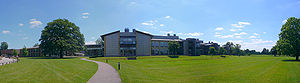 European Bioinformatics Institute i Sulston Laboratories of the Sanger Institute.