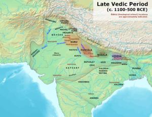 Laat-Vedische cultuur