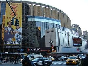 Le Madison Square Garden a accueilli trois fois le SummerSlam.