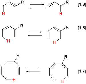 Sigmatropic Hydride Shifts