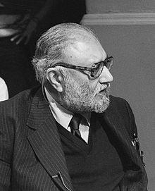 Abdus Salam in 1987