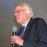 Sandersova kampaň v Minnesotě, květen 2015