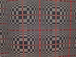 Binakol: een soort ceremoniële deken uit de Fillipijnen met optische effecten