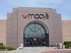 Macy's afdeling in Boise, Idaho