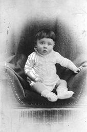 Hitler c. 1889-90