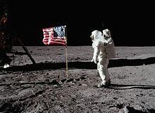 Apollo 11: Buzz Aldrin op de maan, 1969