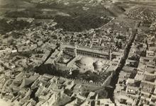 Sheikh Abdul Qadir Gilani Moskee in Bagdad 1925