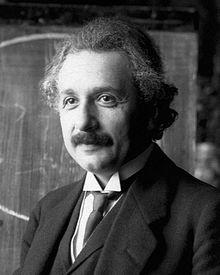 Albert Einstein, die de vergelijking E=mc2 bedacht, had Joods erfgoed.