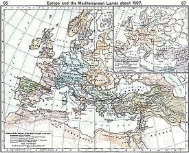 Geschichte Europas; 1000.