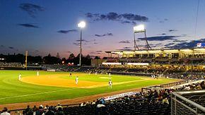 De Nashville Sounds spelen hun thuiswedstrijden in Nashville, Tennessee, in het First Horizon Park.