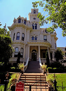 Sídlo kalifornského guvernéra