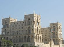 Dům vlády, Baku