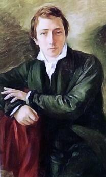 Heinrich Heine, 1831