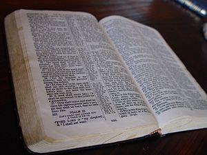 Die Heilige Bibel.