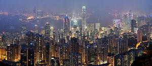 Die Menschen können jetzt ihre Umwelt verändern, um Probleme zu lösen. Die vielen hohen Gebäude in Hongkong sind ein Beispiel dafür, wie Menschen das Problem von zu vielen Menschen an einem Ort lösen können.
