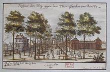 J. Stridbeck, LindenAllee 1691