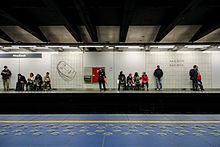 Maalbeek - Station Maelbeek (25684717280)