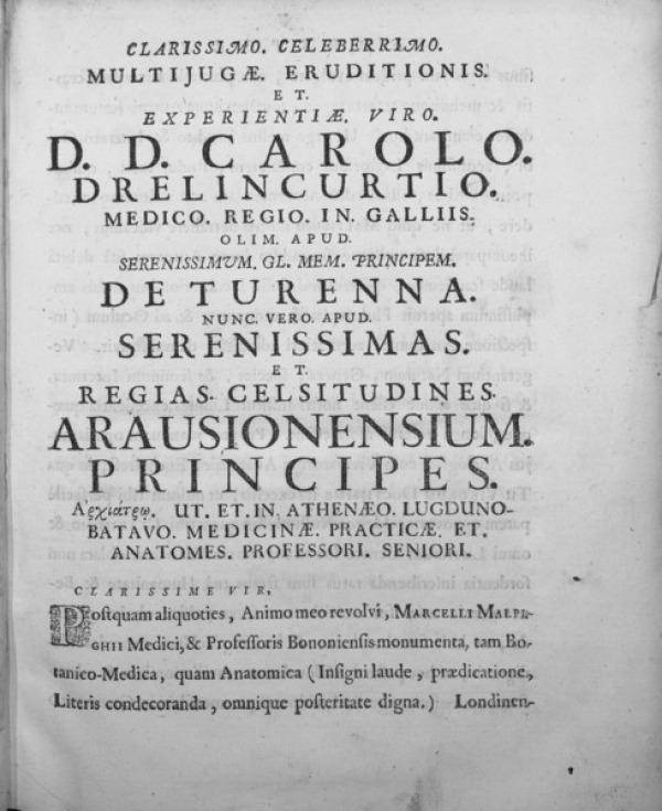 Opera omnia , 1687
