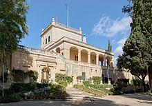 Palác San Anton, Attard