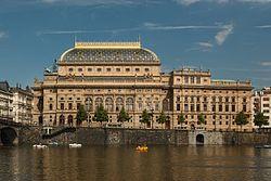 Praag, Nationaal Theater