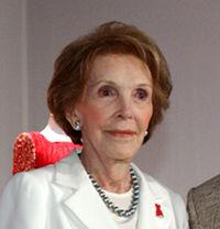 Reagan in mei 2005