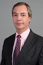 Nigel Farage was de leider van de UK Independence Party tot juli 2016