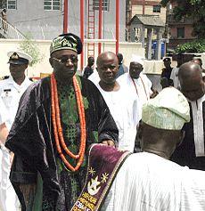 De Oba (Nigeria)