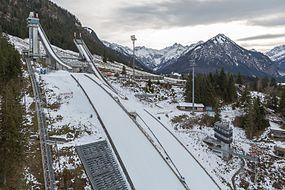 Skischans Oberstdorf