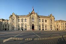Palacio de Gobierno, Lima