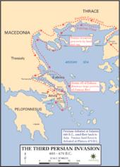 Inwazja perska na Grecję