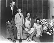 De Reagan-familie, 1967