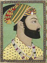 Ahmad Shah Durrani, założyciel nowoczesnego państwa Afganistan w 1747 roku.