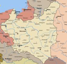 Польша 1922-1939