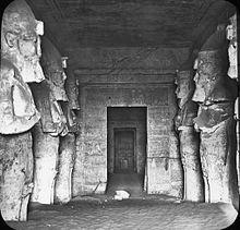 Abu Simbel, Grote Tempel