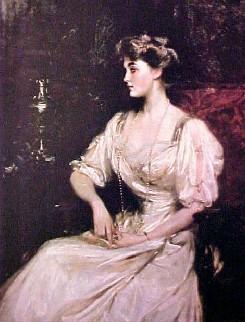 La principessa Patricia di Connaught, di John Singer Sergent, ~1905