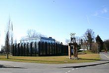 IOC-hoofdkwartier in Lausanne