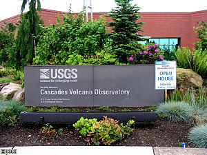 Cascades Volcano Observatory (Vancouver, staat Washington, VS)