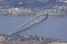 Tasmanbrug, Hobart