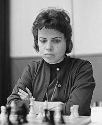 Zatulovskaya in 1964