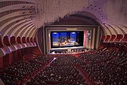 Het theater in 2005